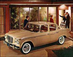 1960 Studebaker Lark spotted Classic Advertisement Ad