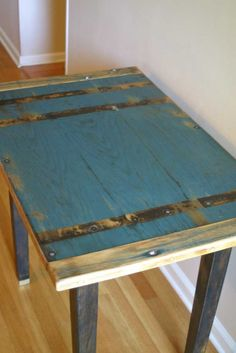 Custom Desk for Watercolorist