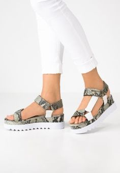 Calvin Klein Jeans - Sandalias con plataforma