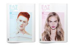 FAT Magazine on Editorial Design Served