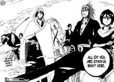 Read manga Bleach 585: The Headless Star 004 online in high quality