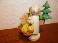 Vintage Erzgebirge Angel Wendt Kuhn Christmas Tree | eBay