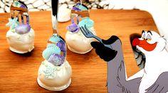 Dinglehopper Cake Pops | Dishes by Disney