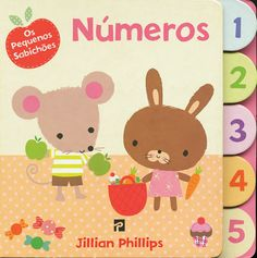 Números | Um livro de Jillian Phillips | Editorial Presença