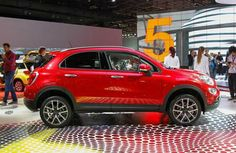 2016 Chevrolet Trax (Red Color) Model