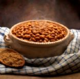 Boston baked beans.They were just okay. My family tends to prefer a sweeter or even spicier bean. I guess we like more a a barbeque bean...okay but honestly no better than a can ob Bush's baked beans...still looking for that perfect recipe. My favorite is Skinners beans if anyone elase knows that place in southwest Missouri and can give me the recipe.