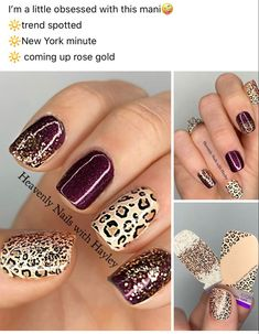 Create this look in 10 minutes with no tools, no heat, no dry time, and no appointment needed! Get Nails, Love Nails, Pink Nails, How To Do Nails, Pretty Nails, Hair And Nails, Nail Color Combos, Toe Nail Color, Color Street Nails