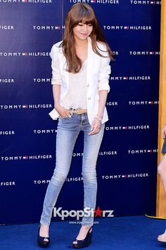 Girls\ Generation(SNSD) Sooyoung Attend TOMMY HILFIGER \