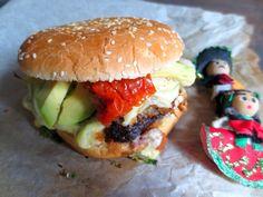 Cemita (sandwich mexicain) Vegan