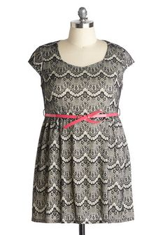 Exquisite Evening Dress in Plus Size -- this is ok..., #ModCloth
