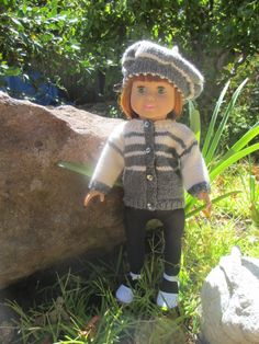 One of my first outfits for 18 inch doll