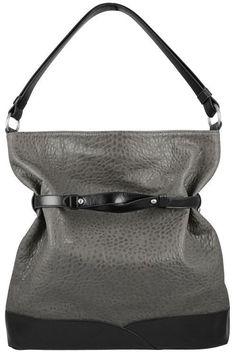 Espe Idea Gray  Black Hobo Tote Bag NWT  Espe  TotesShoppers 4e74cf23798aa