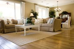 If you're interested in a way to freshen up your home while doing a lot of the physical work on your own, it's a good idea to look into the benefits of replacing the floors throughout your home. Old carpeting is likely to contain tons of allergens that are causing reactions in their family and dated laminate often has significant damage shown.