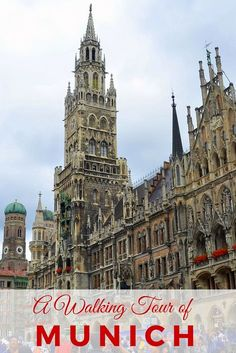 Guide and tips on a virtual walking tour of Munich, Germany. See the major sights and attractions.