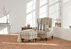 Queen Ann armchair | Furninova