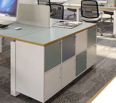 The Fizz Bench Desk & Storage range is ideally suited to both open plan and cellular office space on several counts, not least of which is its modular construction. Office Furniture, Office Decor, Trinity House, Desk Storage, Open Plan, Desks, Bench, Construction, Range