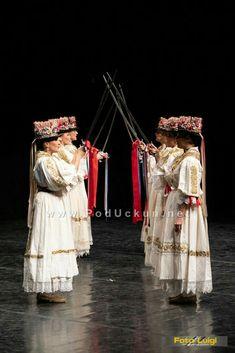 bf563b9fa Slavonske Kraljice Ansambl LADO National Folk Dance and Song Ensemble of  Croatia