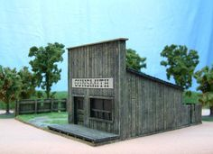 New old west buildings - Page1