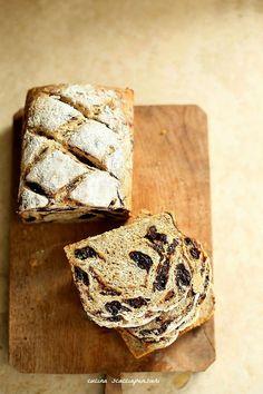 Pane di segale e avena con prugne secche | Cucina Scacciapensieri