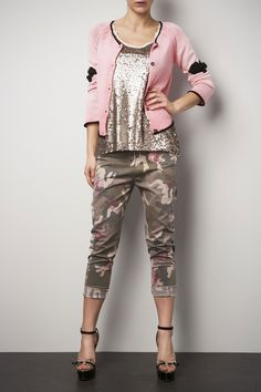 NEW! Cargo pants van Gaudi! Nu bij Seasons