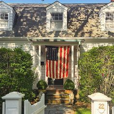 American Flag | Front Porch