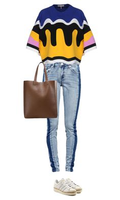 """Untitled #188"" by afivahapriani on Polyvore featuring Emilio Pucci, adidas Originals and Abro"