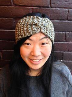Knitting Patterns Galore - Knit 101 Headband