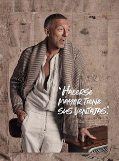 Vincent Cassel, Modern Gentleman, Monica Bellucci, Italian Style, Gq, Joseph, Mexico, Men Sweater, Actresses