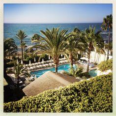 Con vistas al mar #PuenteRomano #Marbella #Spain