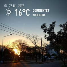 #corrientes #argentina #motozplay #amanecer #invierno