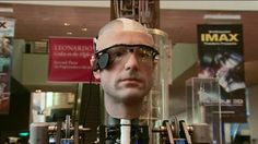 BBC News - Washington museum exhibits the world's first bionic man