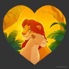 Lion king simba, disney lion king, the lion king lion Lion King Story, The Lion King 1994, Lion King Simba, Simba E Nala, Simba Disney, Disney Lion King, Disney Canvas Art, Disney Fan Art, Disney Drawings