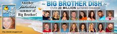 Ahhh :-) The 1st banner with FACES!!! Hello, BB15 HGs! We're so looking forward to spending the summer with you!