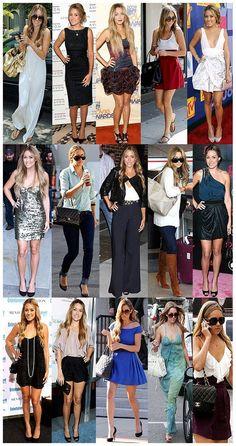 Style Icon Lauren Conrad #cometofashion.com