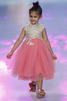 Bubbly Tutu Frock for Girls
