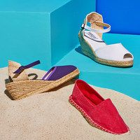 Take a look at the By the Beach: Women's Shoes on #zulily today!
