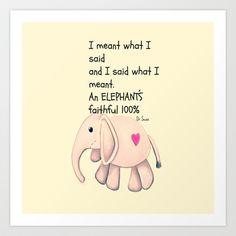 Faithful Art Print by Veronica Ventress - $17.68