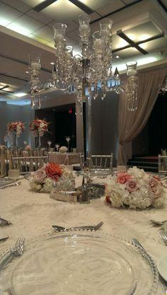 Beautiful wedding at Hotel Derek in Houston, Texas