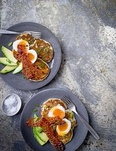 Here and Now Potato and Spring Pancakes Looking for an easy savoury pancake recipe? Check out these quick potato pancakes. We've used instant mash in this recipe making the pancakes super soft and smooth