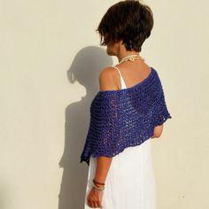 Mediterranean blue. Summer vibes