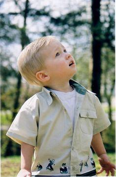 such a cute little boy