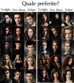 twilight cast | Twilight New Moon Cast