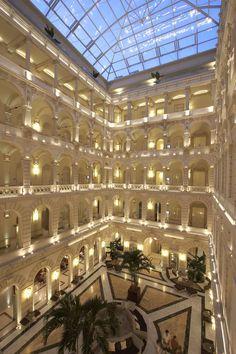 New York Palace (Boscolo Budapest Hotel), Budapest, Hungary - Alajos Hauszmann