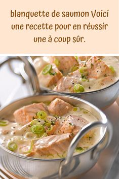 salmon blanquette Here is a recipe for a successful one. – Page 2 – All Recipes salmon blanquette Here is a recipe for a successful one. – Page 2 – All Recipes Easy Smoothie Recipes, Easy Smoothies, Snack Recipes, Healthy Recipes, Cooking A Stuffed Turkey, Salmon Patties Recipe, Salmon Dinner, Coconut Recipes, Thermomix