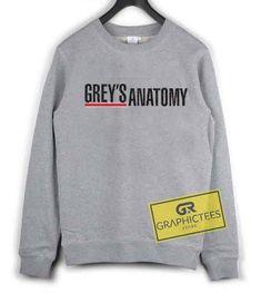 Grey's Anatomy sweatshirt graphic tees //Price: $24.99 // #mens graphic tees