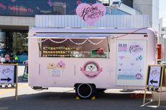 cupcake food truck - Google Search