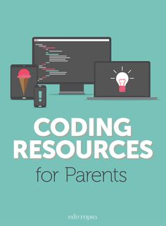 6 EXCELLENT beginner's resources for parents to teach their kids to code.