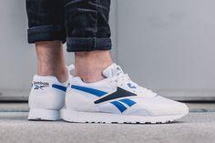 "Reebok Rapide OG ""White, Black & Team Royal Blue"" - EU Kicks: Sneaker Magazine"