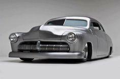 Lead Sled 1949 Mercury