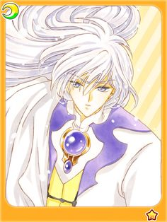 Yue - card captor Sakura
